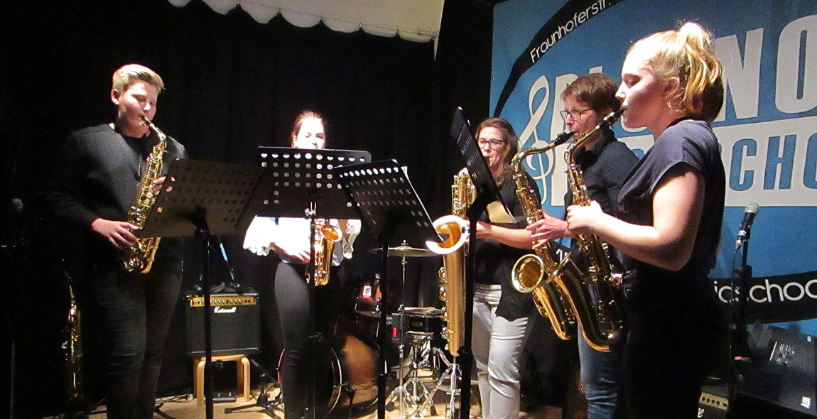 Bluenote Bandnight - Nachlese