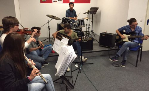 Bandworkshop