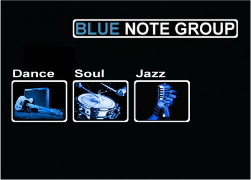 Bluenote Group im Thoma-Haus